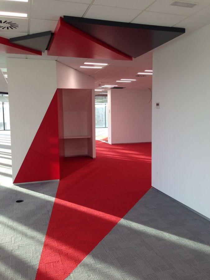 Foto oficinas vodafone plaza de csl facility management for Oficina vodafone empresas