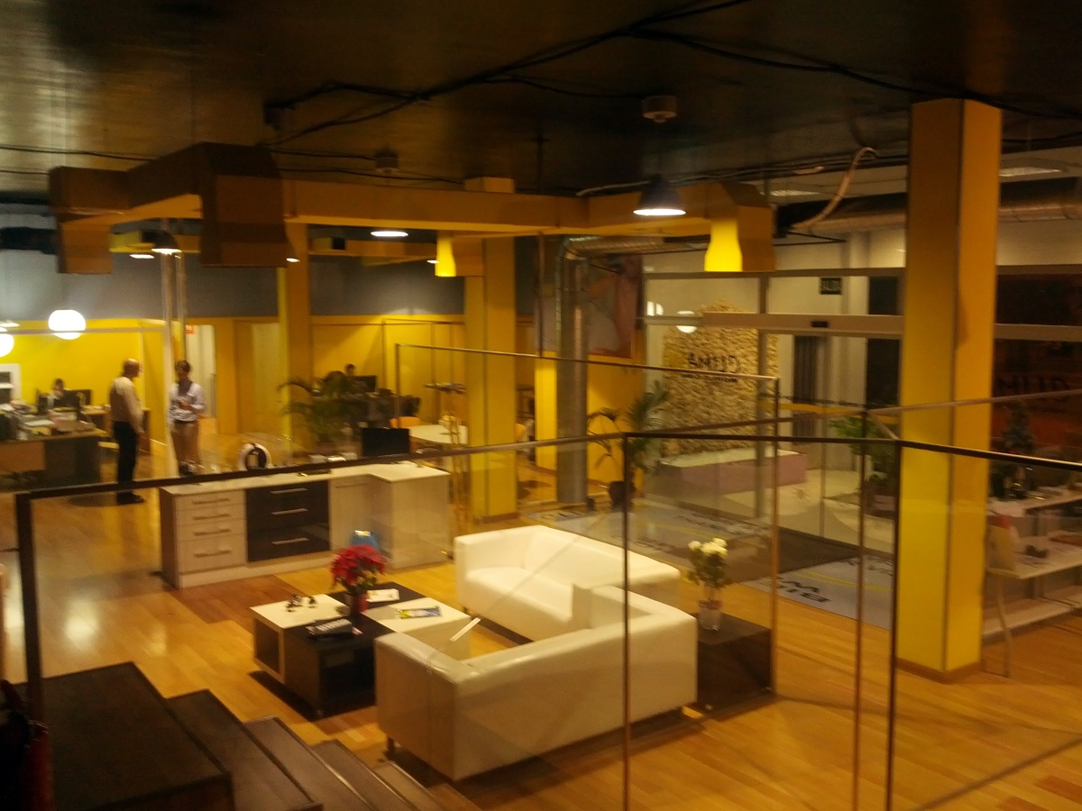 Ofinas Centrales de Climasolworld.com
