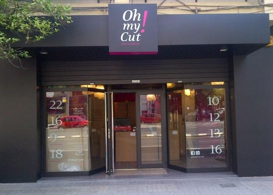 Entrega Oh my cut!