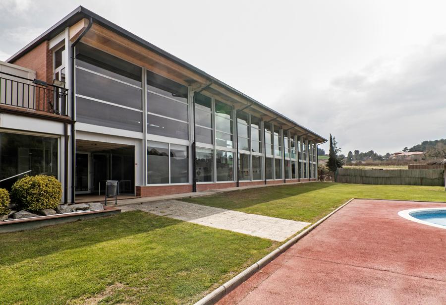 Proyecto de Ampliación Instalaciones Club Cercle Sabadellès.