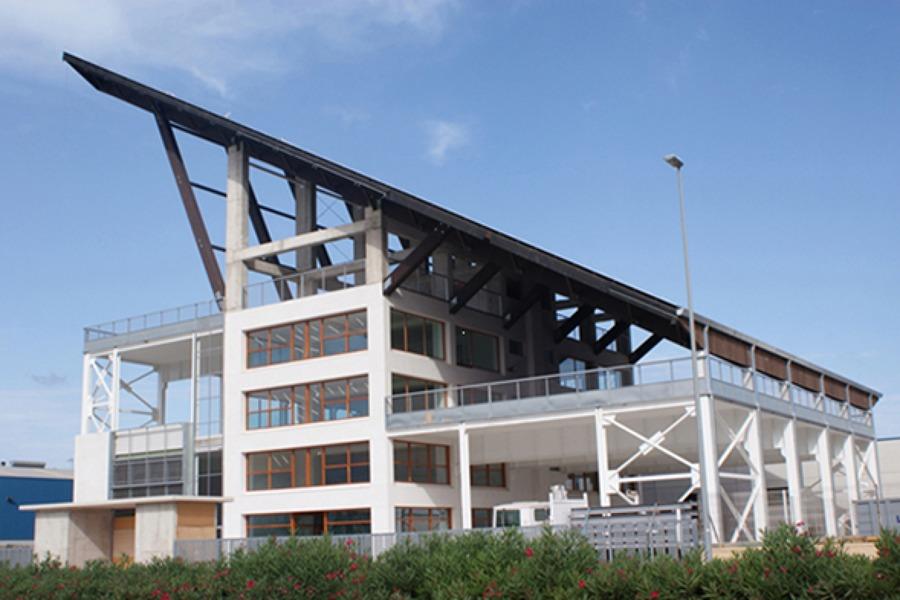 edificio OKO