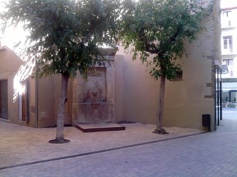 Ordenación parcial Casco Antiguo, La Bisbal Empordà (Girona)