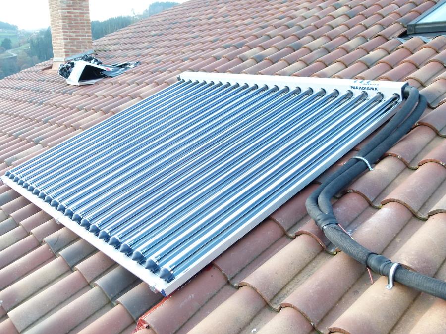 Foto placa solar termica de bietek 961374 habitissimo - Placa solar termica ...