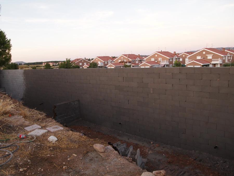 muro contencion