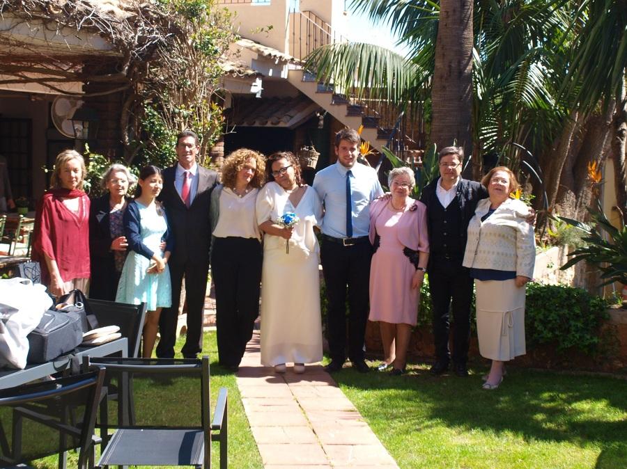 Foto escenarios para bodas civiles de j l casas for Jardineria a domicilio barcelona