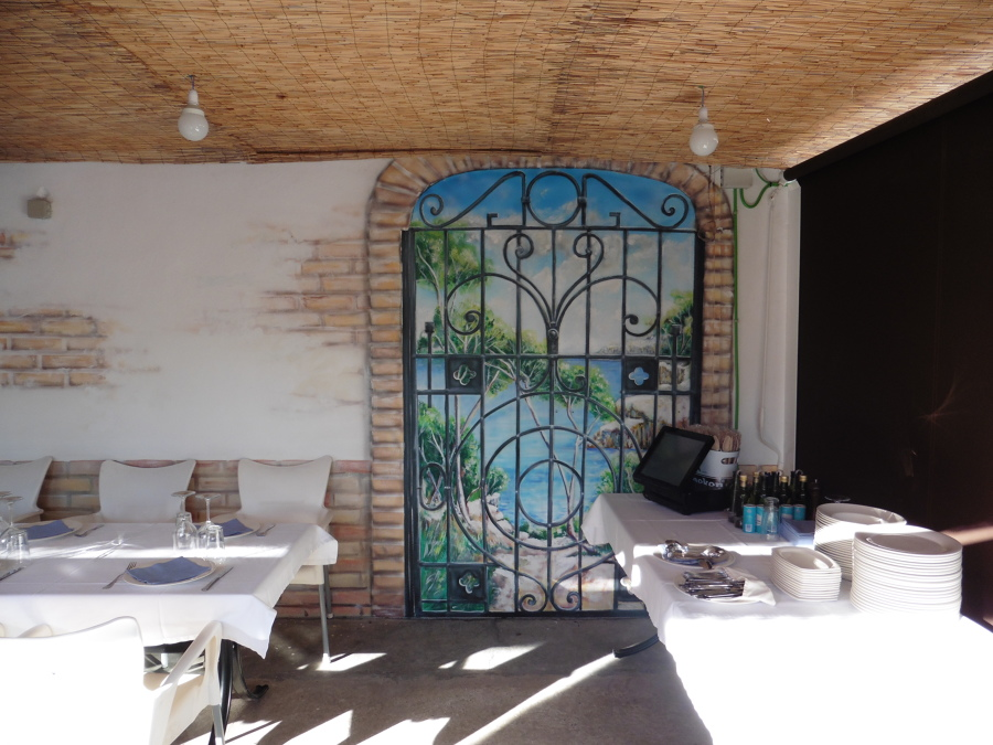 mural restaurante 2