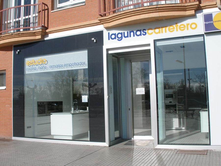 Proyecto de Reforma de local comercial LAGUNAS CARRETERO