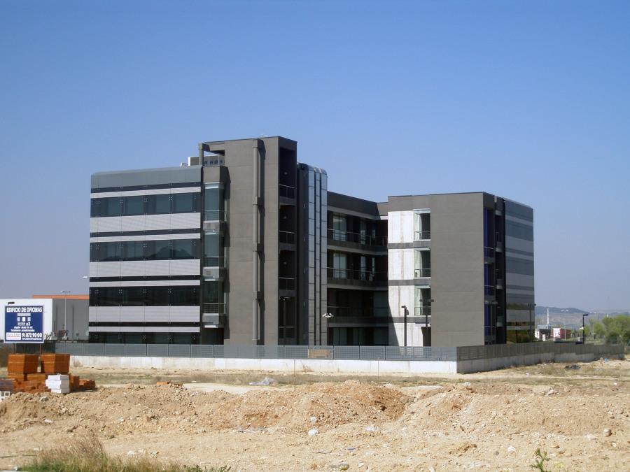 Nueva construcción de Edificio de oficinas