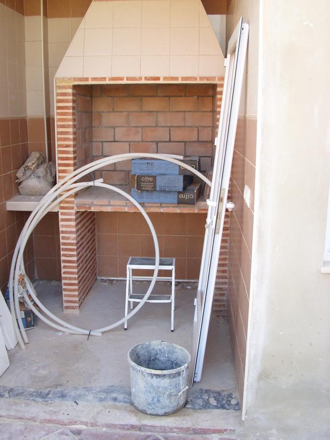 Foto paelleros de obra de mg2 construcciones y reformas 692092 habitissimo - Paelleros de obra modernos ...