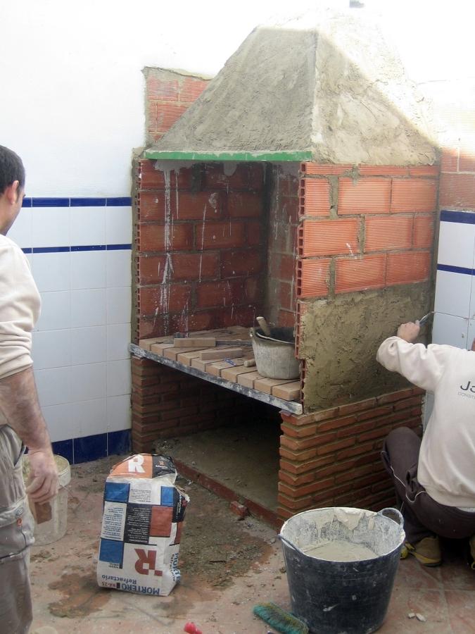 Foto paelleros de construcciones jomapesa s l 174310 habitissimo - Paelleros de obra modernos ...