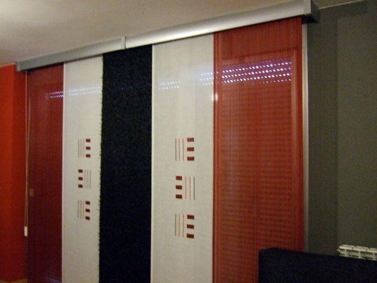 Foto panel japones 5 de casanova decoraci n textil s l l 274244 habitissimo - Fotos panel japones ...