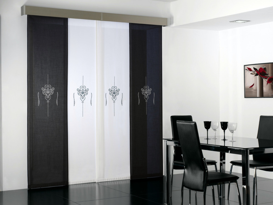 Foto panel japones de superdecor cortinas decoraci n 138055 habitissimo - Panel japones moderno ...