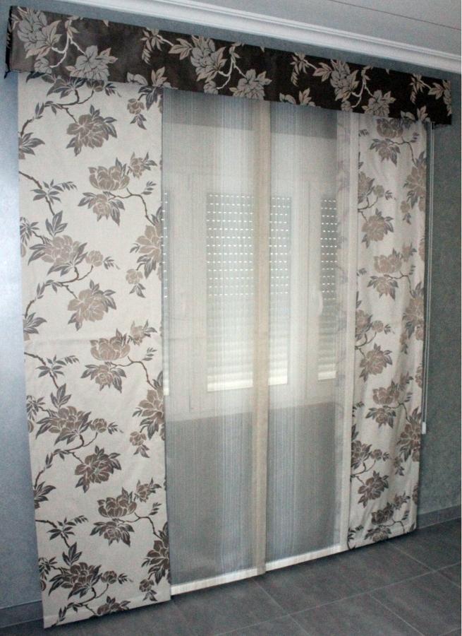 Foto panel japones de cortinas ana 400118 habitissimo - Panel japones infantil ...