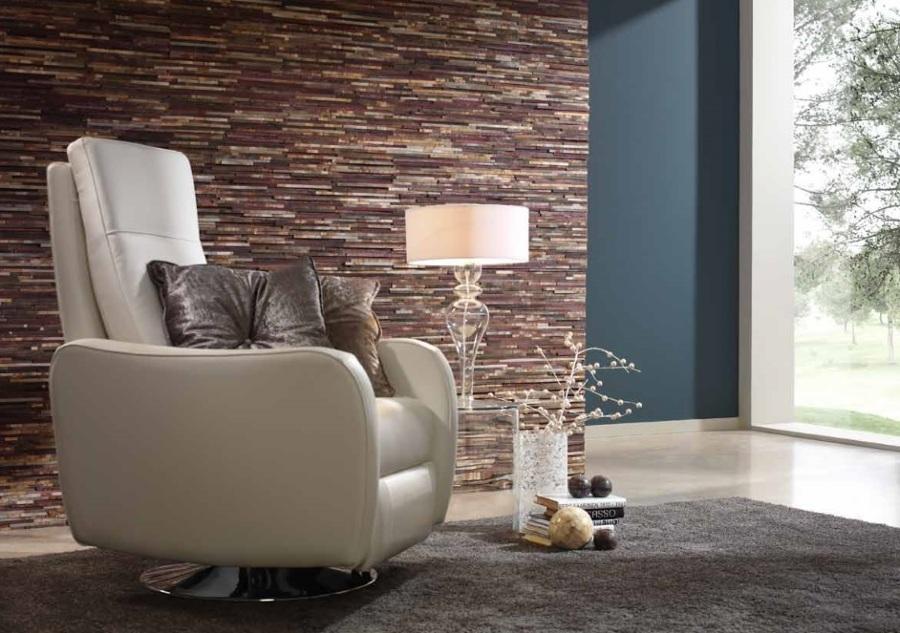 Paneles decorativos tipo piedra