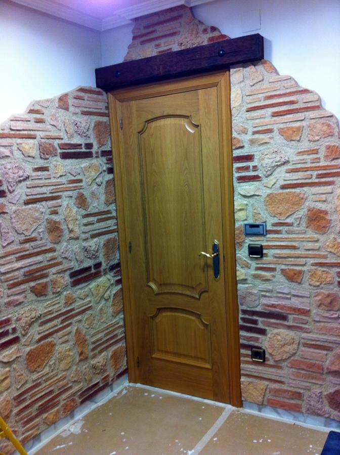 Foto paneles decorativos para paredes y fachadas de - Laminas de poliuretano para paredes ...