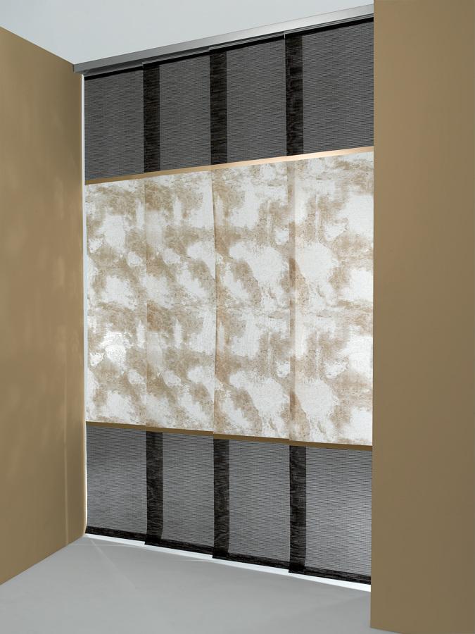 Foto paneles japoneses pandora de cortina boutique - Fotos paneles japoneses ...