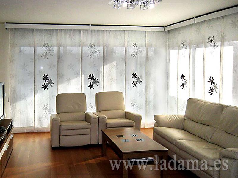Foto paneles japoneses de la dama decoraci n 173160 habitissimo - Paneles japoneses en madrid ...