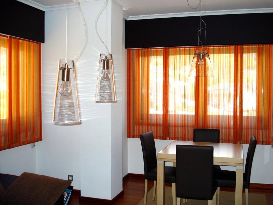 Foto paneles japoneses de cortinas luis vizcaya 211352 habitissimo - Fotos panel japones ...