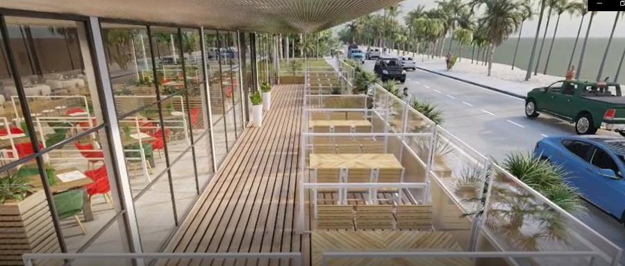 Pantallas divisorias terrazas, oficinas, viviendas.