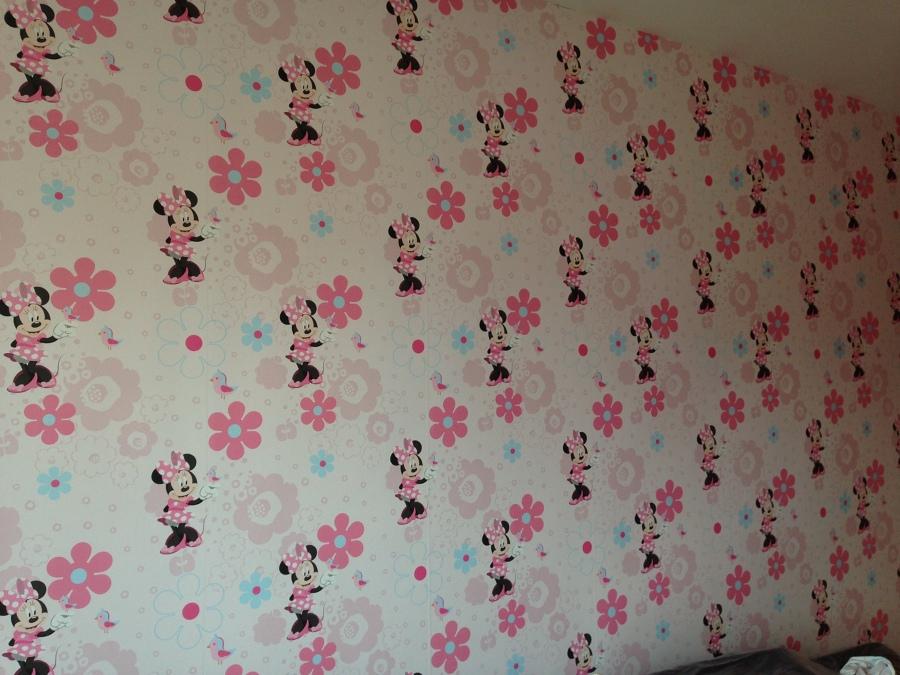 Foto papel pintado de sadoc decoraci n 907336 habitissimo for Papel pintado coruna