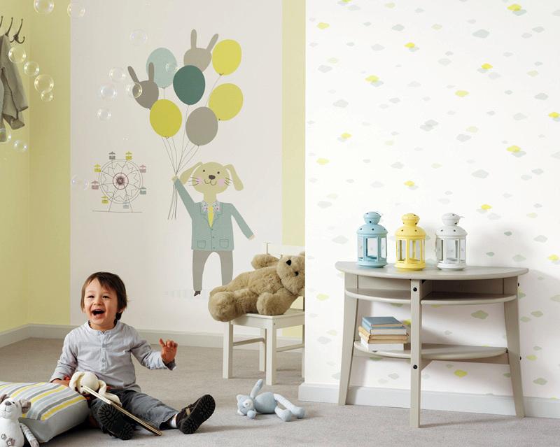 Foto papel pintado casadeco de infantdeco 226805 for Papel pintado casadeco