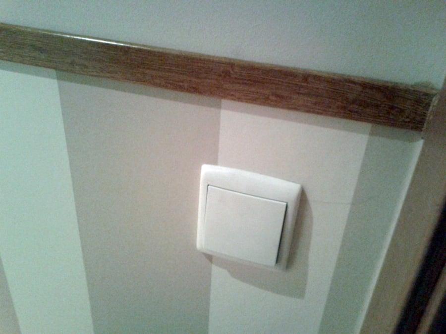 Foto papel pintado en pasillo de alfonso garcia 295811 - Papeles pintados para pasillos ...