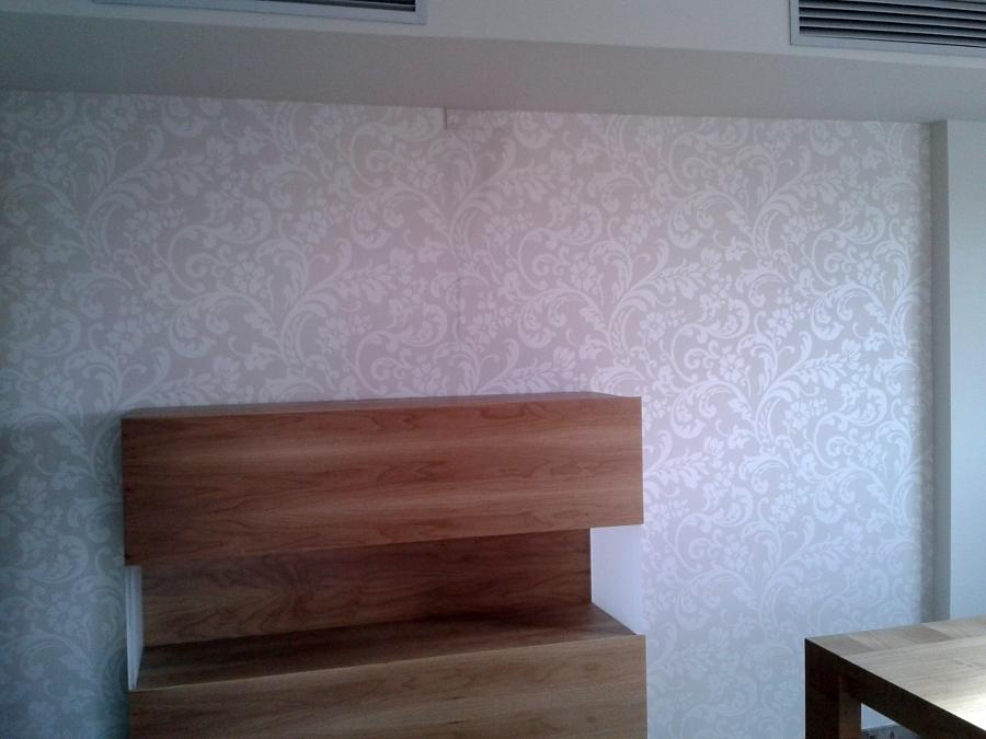 Foto papel pintado midnight en comedor de pedro rodriguez for Papel pintado tenerife