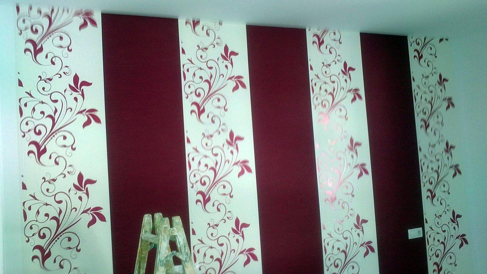 Foto papel pintado de pintura y decoracion cesar 196281 for Papel pintado coruna