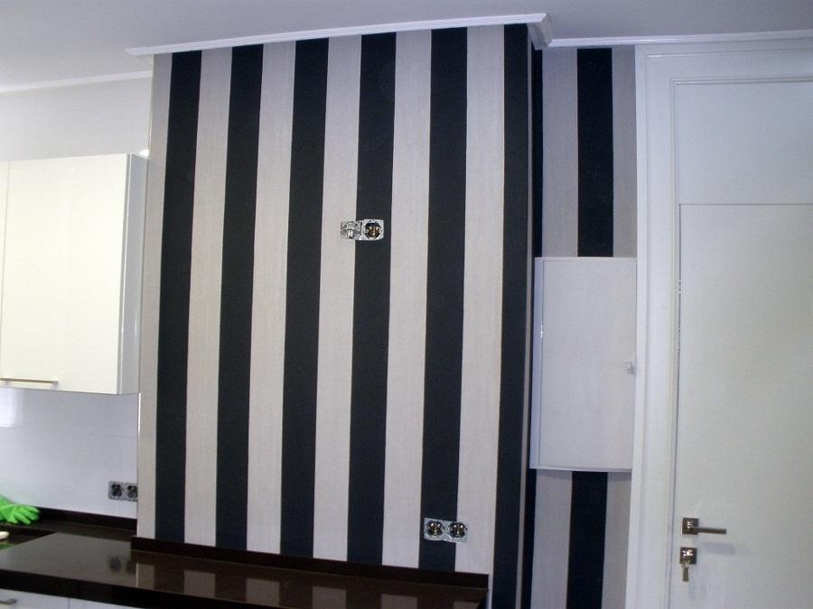 Papel vinilico para cocinas ideas de disenos - Papel pared cocina ...