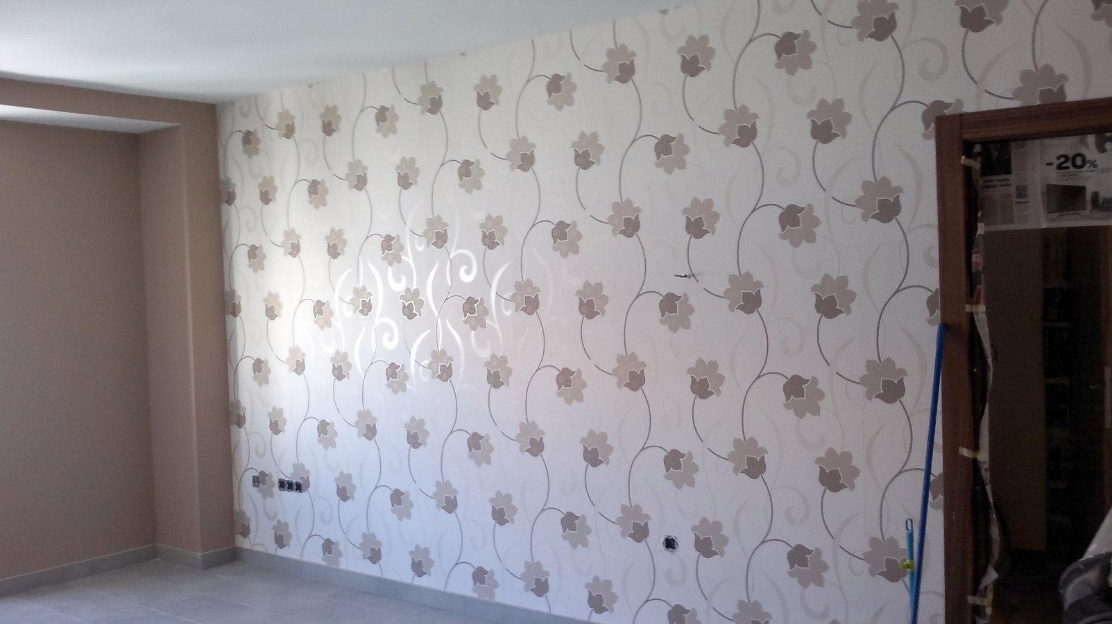 Foto papeles pintados de decoradores moreno y campos - Papeles pintados sevilla ...