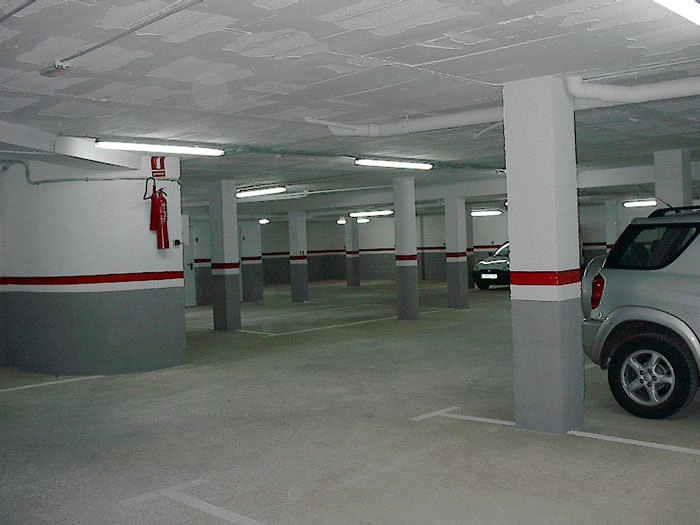 Parking obra nueva