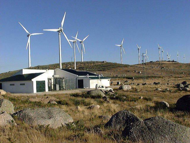 Lamego Portugal  City pictures : Foto: Parque Eolico Lamego, Portugal de Construcciones Rodríguez S.l ...