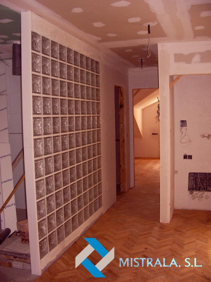 parquets, puertas, vidrios, etc.