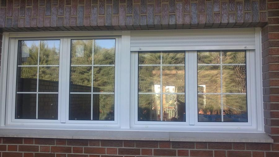 Foto parte exterior de ventana con rotura de puente - Ventanas rotura puente termico precios ...