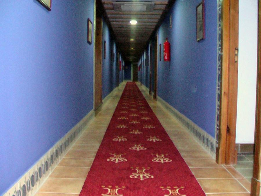PASILLERO MOQUETA HOTEL