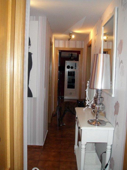 Foto pasillo papel pintado saint 39 honore de pedro - Pasillos pintados ...