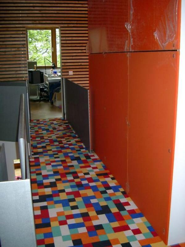 Foto pasillo y armario en metacrilato de feyma decoracion - Armario pasillo ...