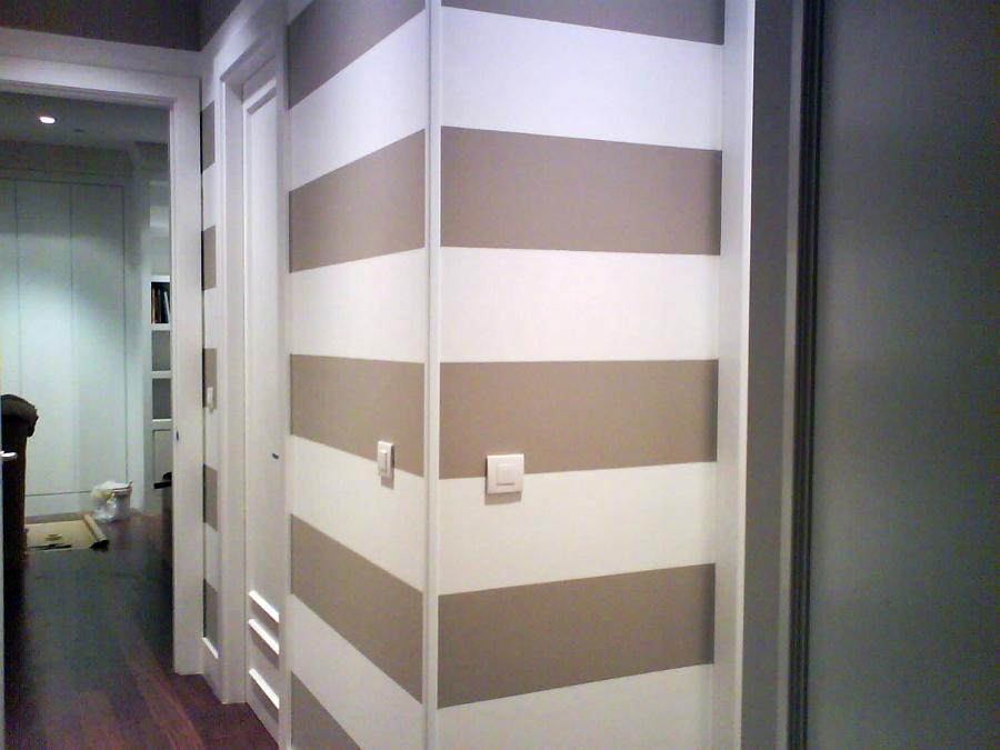 Foto pasillo de pintura decorativa alonso 149677 - Pintura para pasillos ...