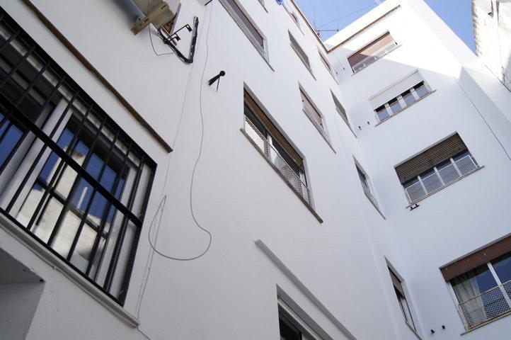 Patio calle Canalejas