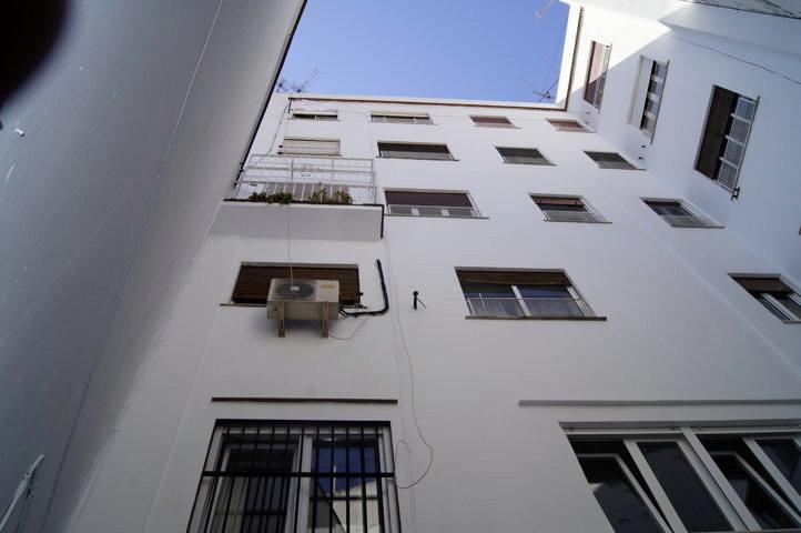 Patio interior calle Canalejas