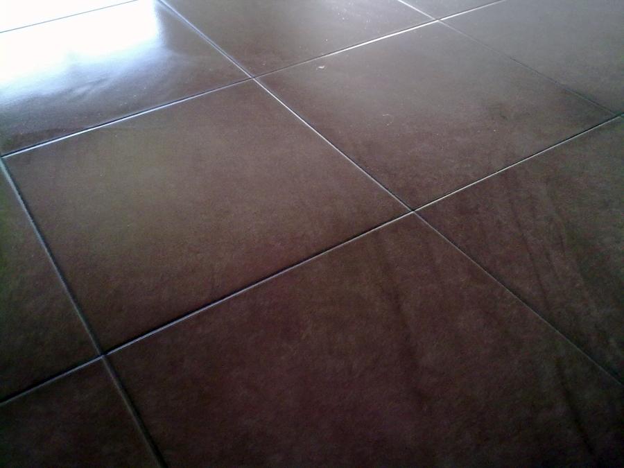 Foto pavimento gres con cemento cola de nov alicatados for Pavimento de cemento