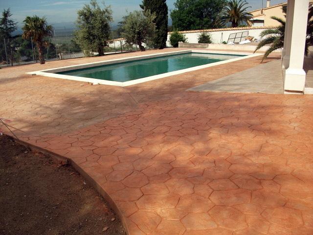 Foto pavimento hormig n de click tecnic 226309 habitissimo for Pavimento de hormigon tarragona