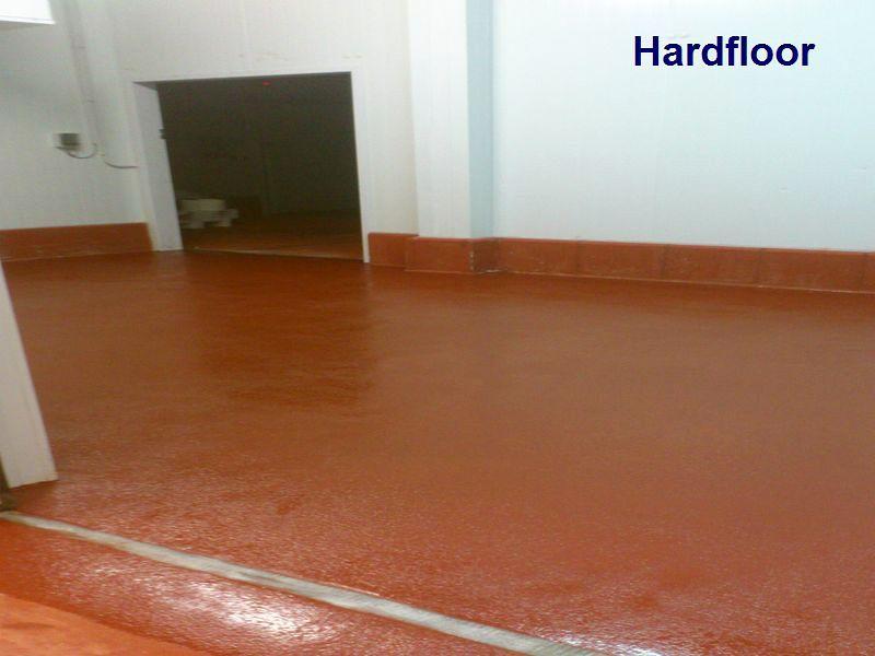 pavimento mortero epoxi antideslizante en camara cárnica