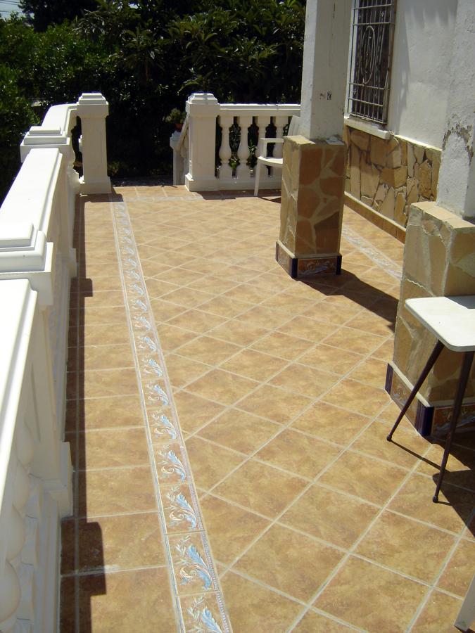 Foto pavimentos exteriores de construcciones proyecsa xxi - Pavimentos terrazas exteriores ...