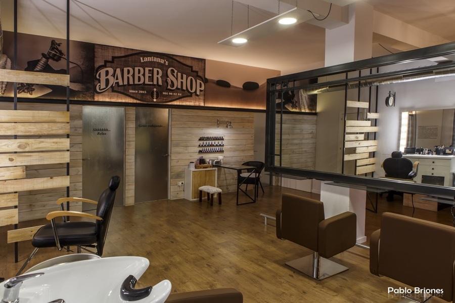Foto peluqueria lantana de proyektamos arquitectura y - Diseno peluqueria ...
