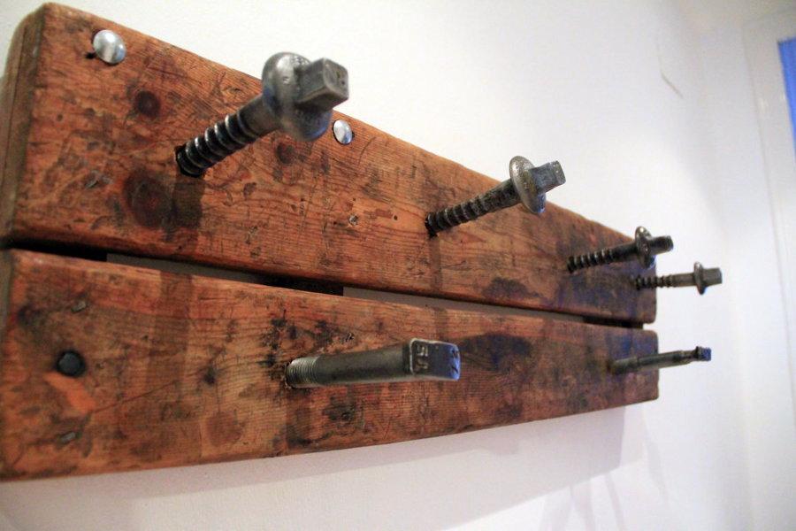 Tiendas De Muebles En Vizcaya : Foto perchero rustico tornillo de j c g steel
