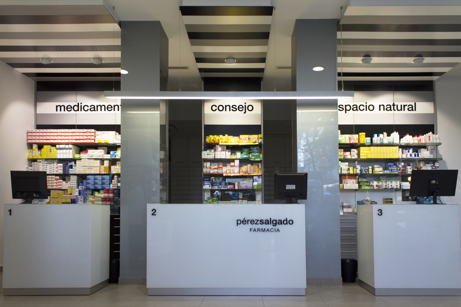 Farmacia Pérez-Salgado