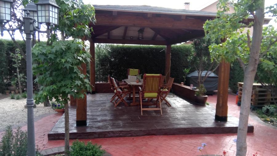 Reforma exteriores diseño jardín