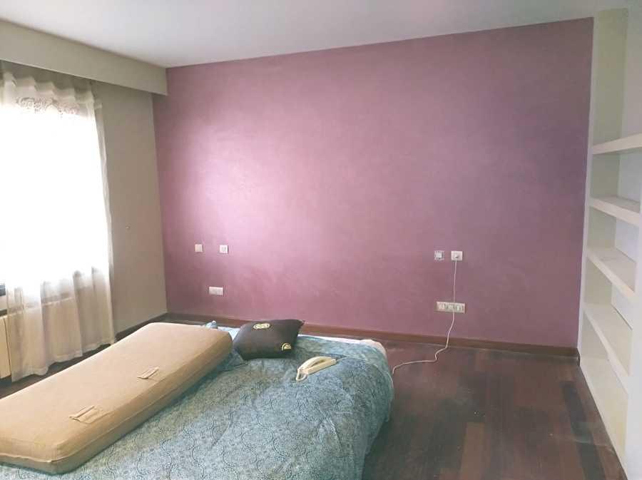 Cabezal dormitorio Estuco Siam