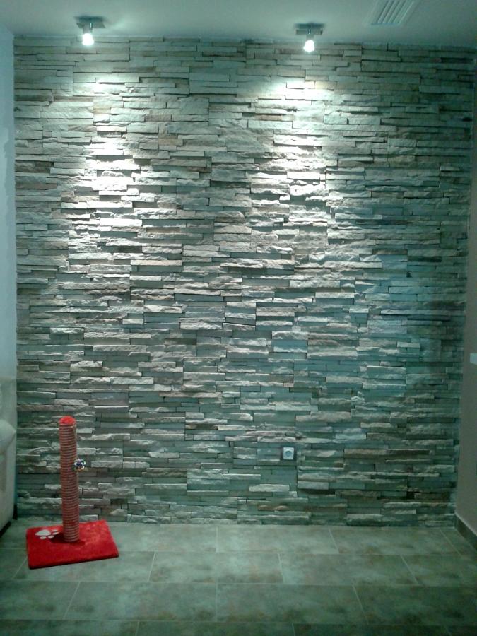 Foto piedra decorativa en alicante de reformas marco - Piedra decorativa para paredes ...